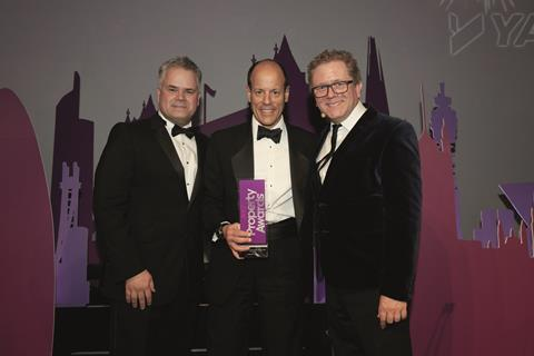 Property Fund Manager of the Year Keith Breslauer_Patron Capital